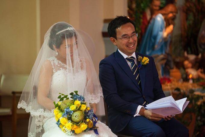 My amazing dream wedding by SS Florist - 003