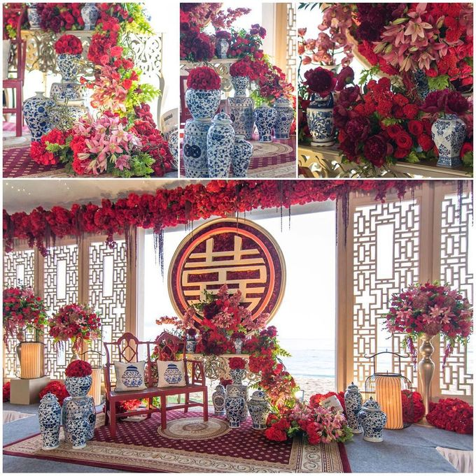 William cory wedding by mahkota wedding organizer bridestory add to board william cory wedding by lotus design 005 junglespirit Gallery