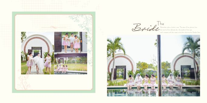 Abril and Debby Wedding by Magnifica Organizer - 002