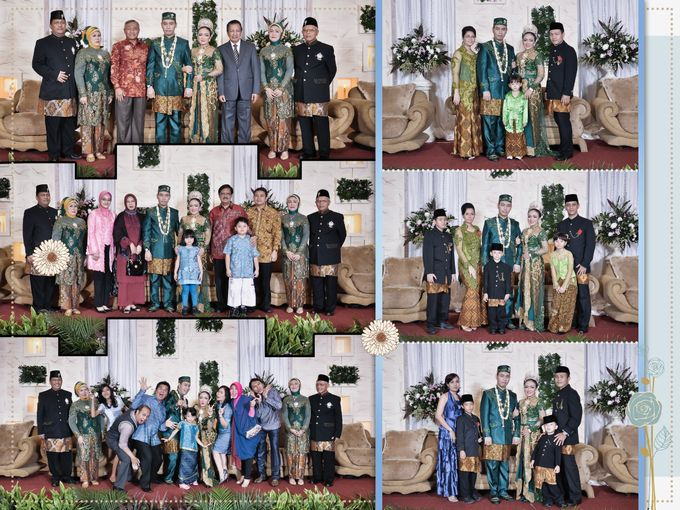 The Wedding Rindi dan Hilmi - Reseption by Citra Production - 006