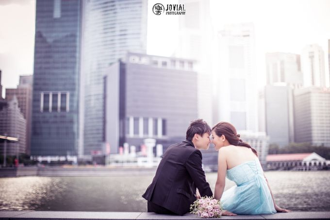 Wedding Actual Day & Pre Wedding by Jovial Photography - 020
