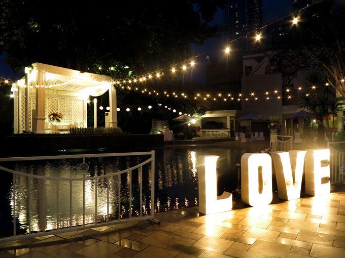 Echa & Rully Wedding Party by grandkemang Jakarta - 004