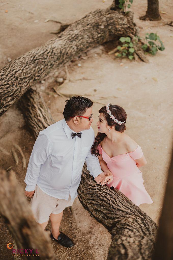 Prewedding of Nico - Lina by Ricky-L Photo & Bridal  - 003