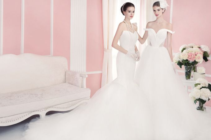 Pink & Audrey Wedding Collection by Digio Bridal - 005