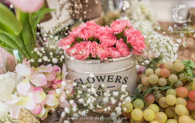 Live & Love by Orchid Florist and Decoration - 007