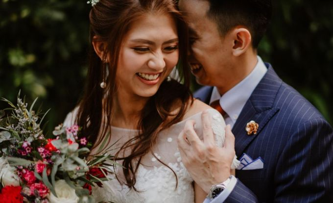 Aaron and  Veira Actual Day Wedding by Susan Beauty Artistry - 014