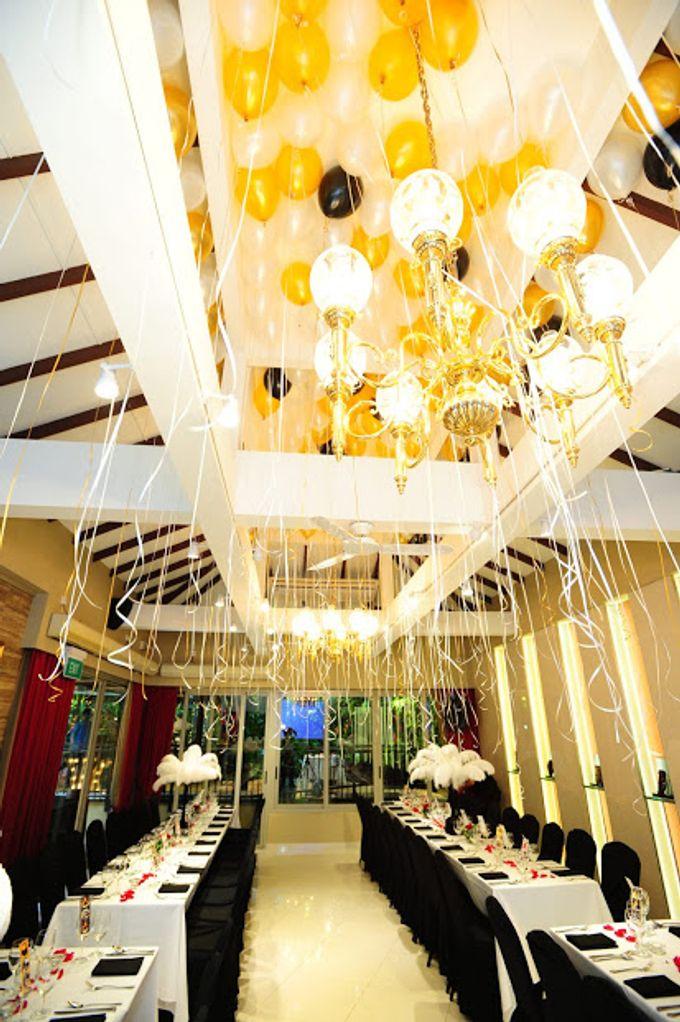 Wedding of Jack & Georgina @ Halia at Singapore Botanic Gardens by The Halia - 005
