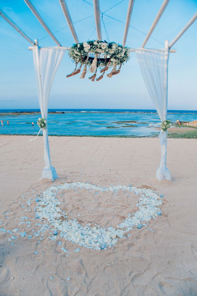 Raffi and Armash Engagement by Sofitel Bali Nusa Dua Beach Resort - 011