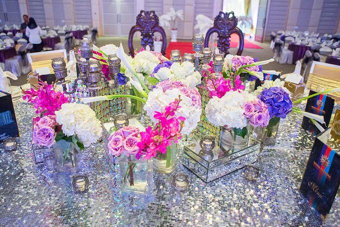 Liyana & Fairuz - Reception by Cubic Foto by PlainPaperpaint Production - 005