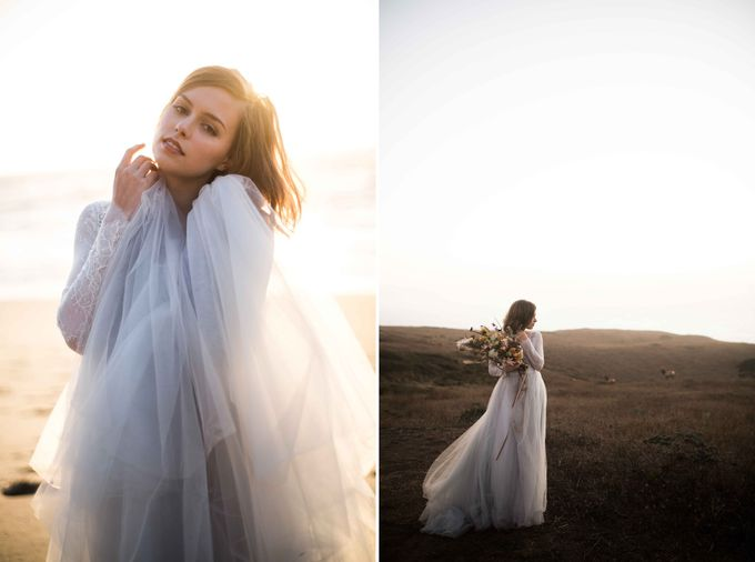 Sunset Bridal Inspiration by MYWONY - 005