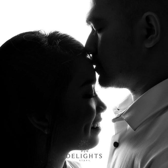PREWEDDING REZY & TITA by Delights Story - 003