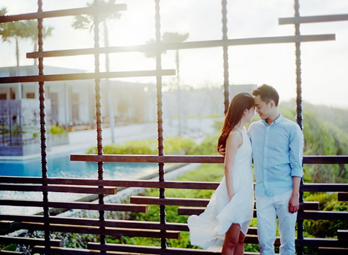 A very personal wedding by Nathan Wu Photography - 006