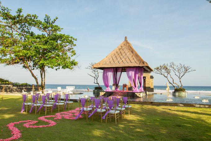 Purple wedding by Bali Angels - 011