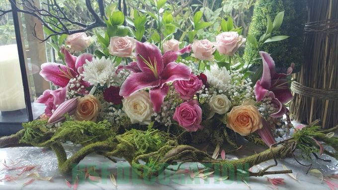 Dekorasi Ulang Tahun by Home Smile Florist - 005