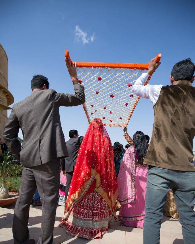 wedding at jaisalmer by Yesha Weddings Destination Wedding Planner - 005