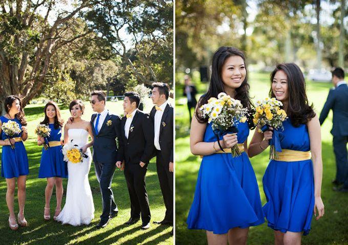 Sunshine outdoor wedding by SS Florist - 005