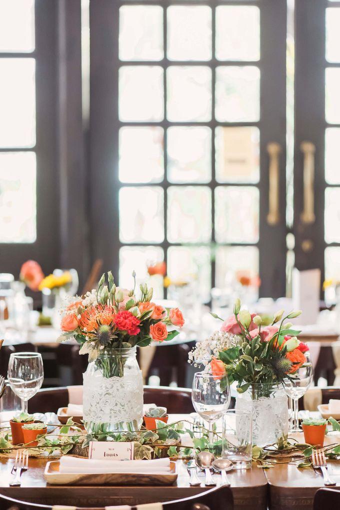 A Halia at Raffles Hotel Wedding Showcase 2015 by The Halia - 005