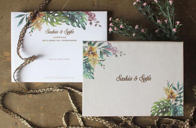 Saskia & Syifa Traditional Wedding by Jolly's Little Dreams - 001