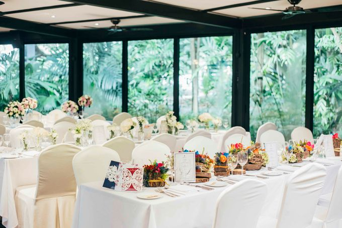 Our Wedding: A Garden Story by Halia at Singapore Botanic Gardens by The Halia - 005
