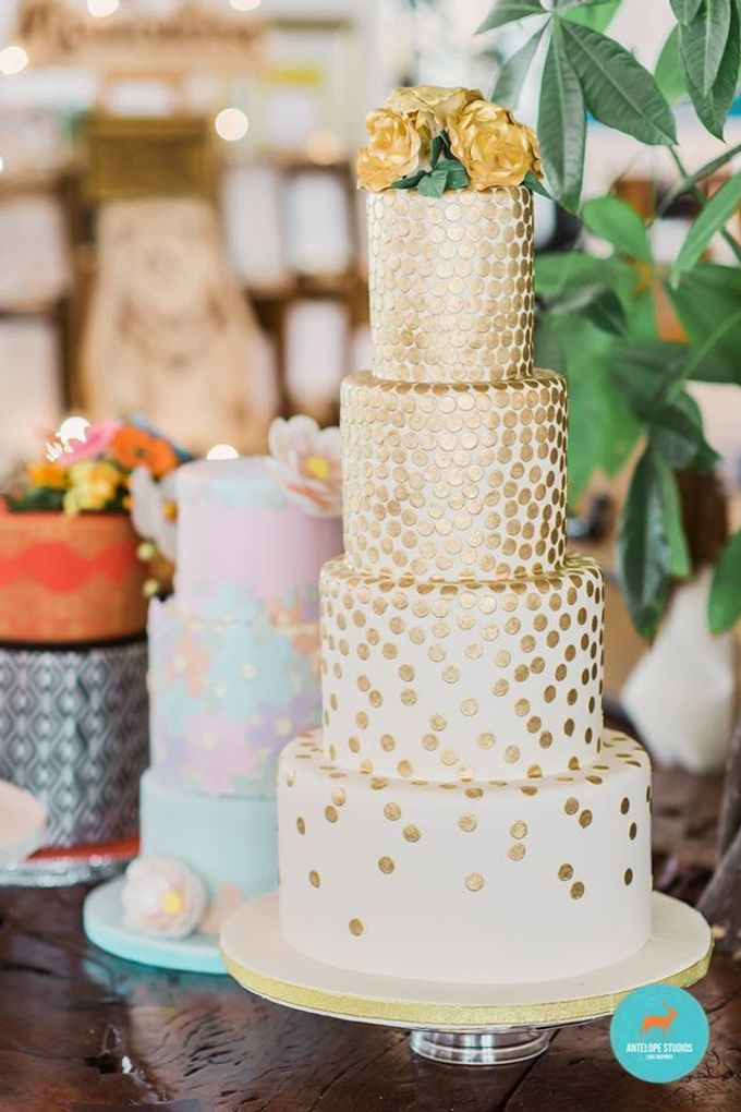 Wedding Cake Rental by Cakeinspiration  LPP - 003