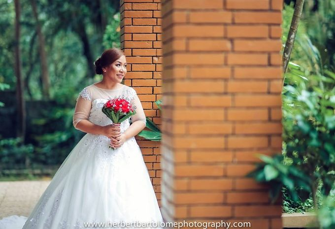 Grace and Paulo Nuptial by Image Chef Photography - 005