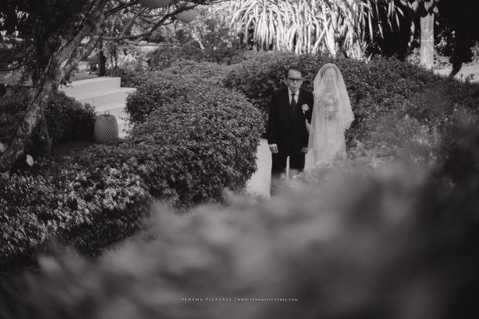 Andre & Cicilia Wedding Day by Venema Pictures - 005