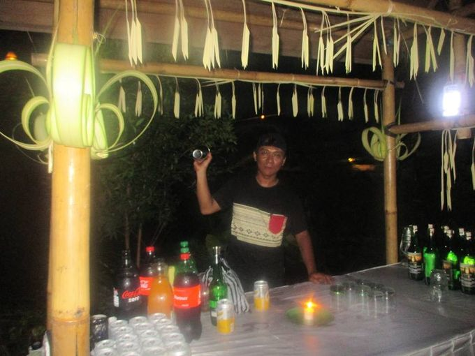 BBQ Party at Private Villa in Gianyar by RG Bali Catering Services - 003