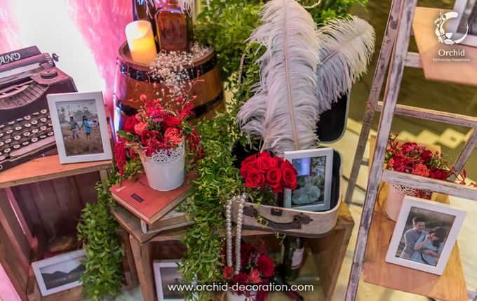 Colorful Happiness by Orchid Florist and Decoration - 005