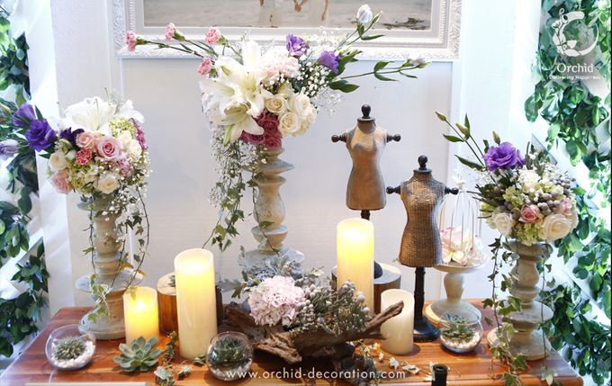 A sweet ending to a new beginning by Orchid Florist and Decoration - 014