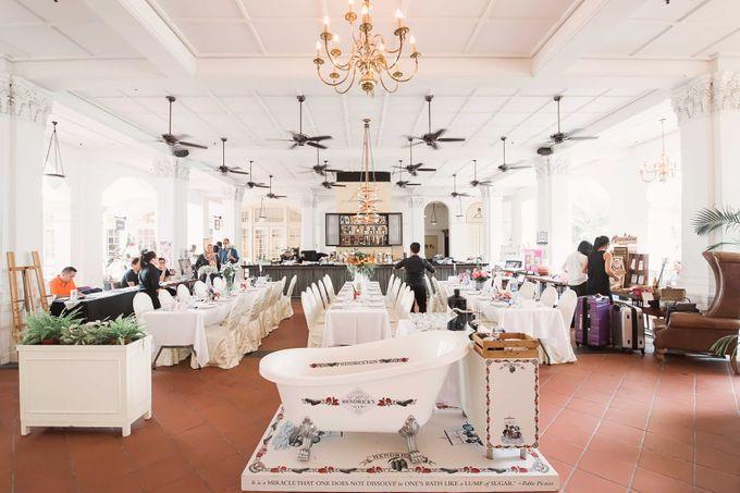 The Halia at Raffles Hotel Wedding Showcase 2016 by The Halia - 005