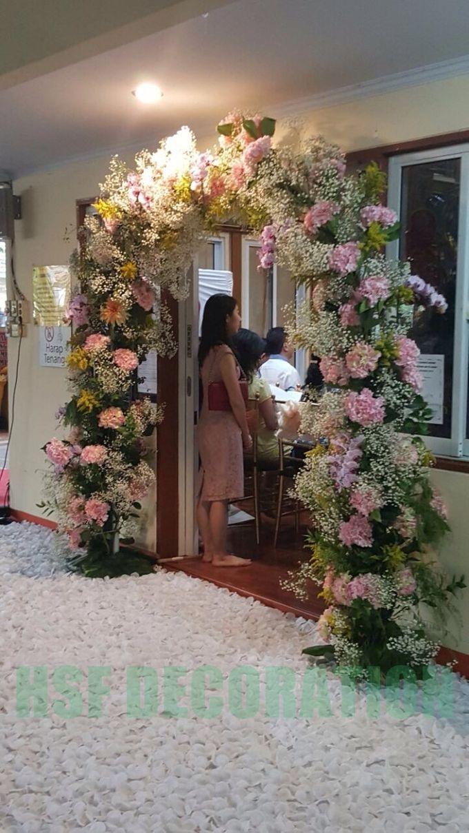 Pemberkatan di Vihara by Home Smile Florist - 005
