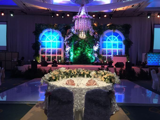 a glimpse of our venue by Shangri-La Hotel, Bangkok - 005