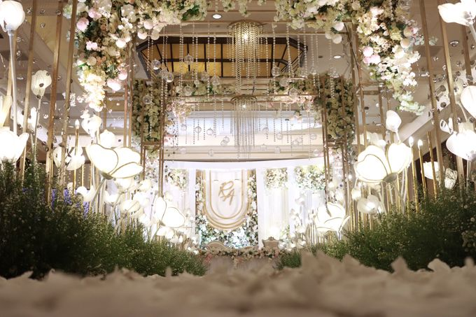 MC Wedding JW Marriot Jakarta - Anthony Stevven by JW Marriott Hotel Jakarta - 016