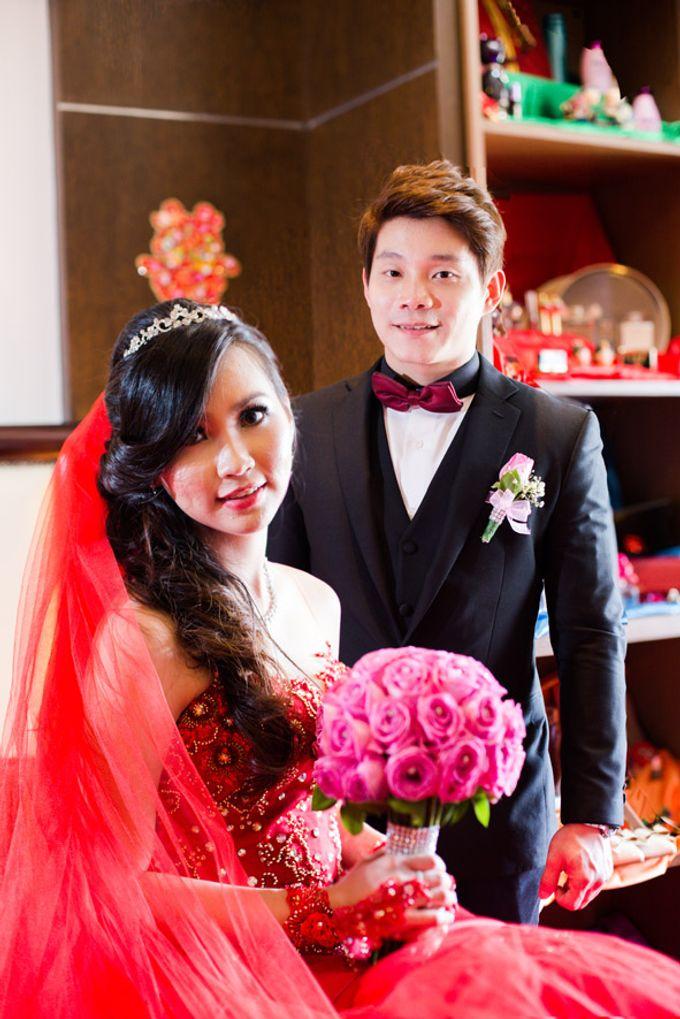 THE WEDDING OF WIDY & YENTY / 09.01.15 & 18.01.15 / SUNCITY BALLROOM, HAYAM WURUK, JAKARTA by AS2 Wedding Organizer - 011