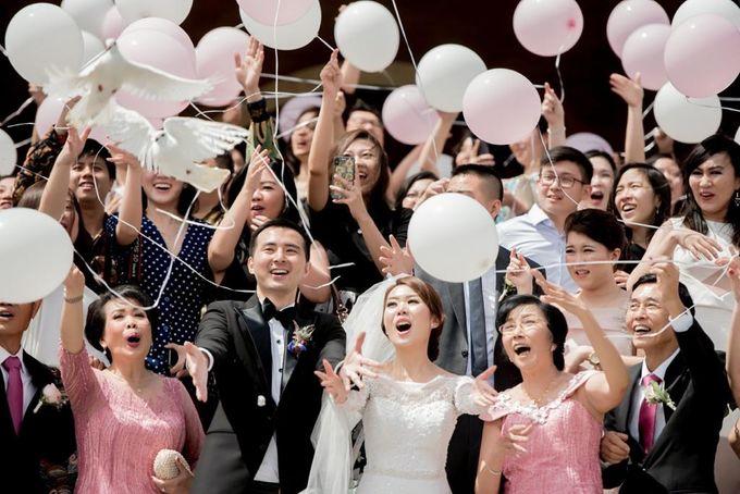 Lawrence & Karen Wedding by Love Bali Weddings - 001