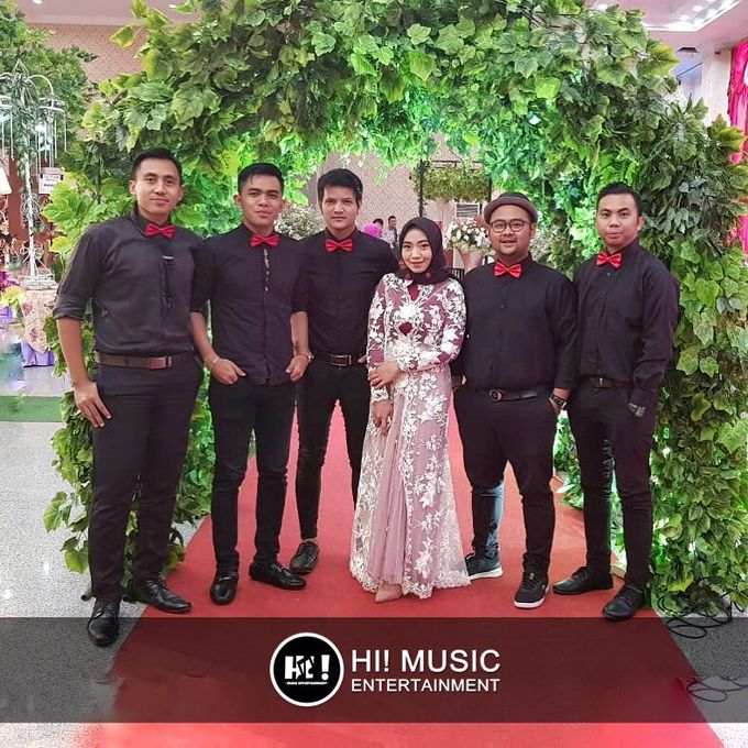 Wedding Reception Events (The Band) by Hi! Music Entertainment - 039