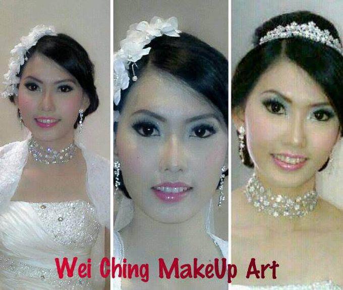 Weiching Bridal by Weiching Bridal Make Up - 009