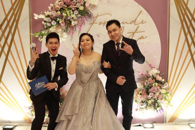 MC Wedding Intimate Hotel Mulia Jakarta - Anthony Stevven by Anthony Stevven - 004