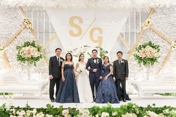 Wedding Of Sastra & Gracia (Green) by Ohana Enterprise - 006