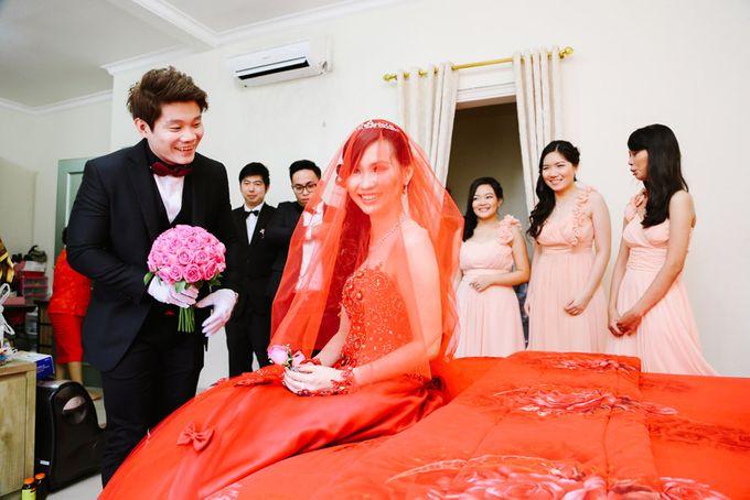 THE WEDDING OF WIDY & YENTY / 09.01.15 & 18.01.15 / SUNCITY BALLROOM, HAYAM WURUK, JAKARTA by AS2 Wedding Organizer - 009
