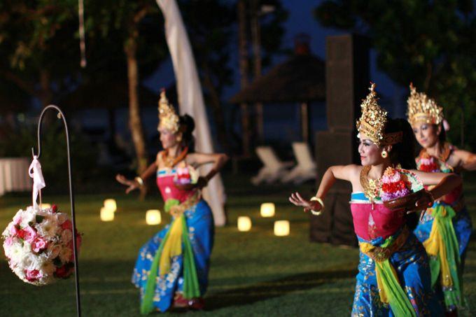 Balinese Dances by Bali Wedding Entertainment - 001