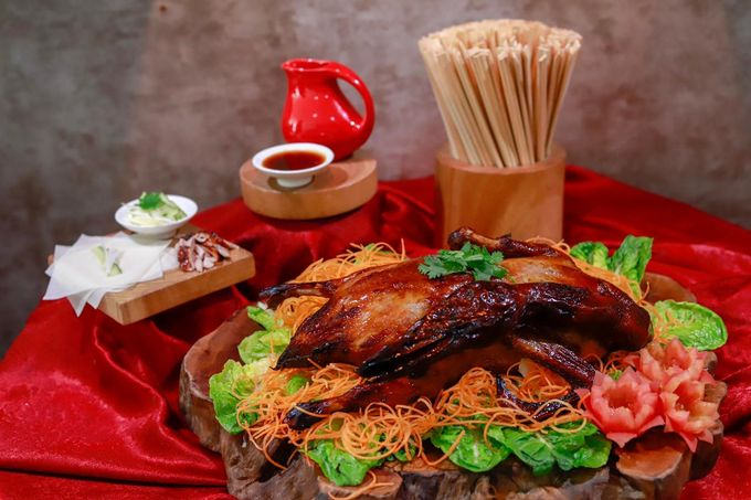 Chinese New Year Menu by The NJONJA, Gourmet Catering - 002