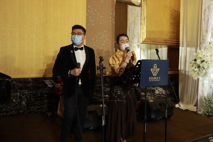 Entertainment Sangjit Hotel Mulia Jakarta by Double V Entertainment by Albert Yanuar - 011