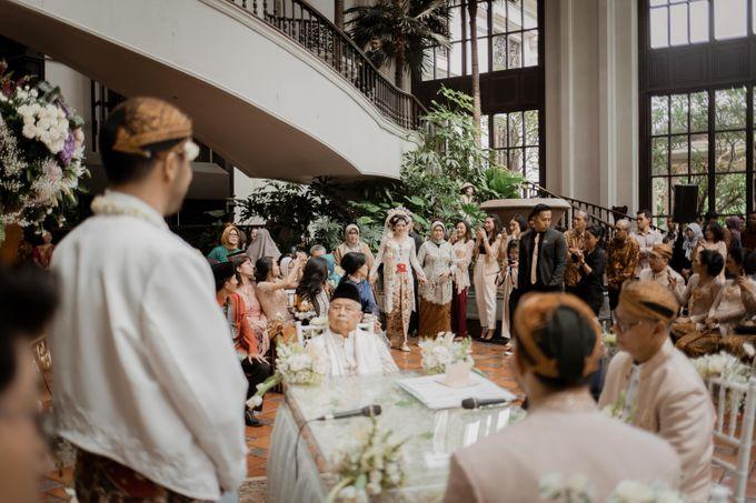 Dinda & Abimanyu Wedding Day by Journal Portraits - 018