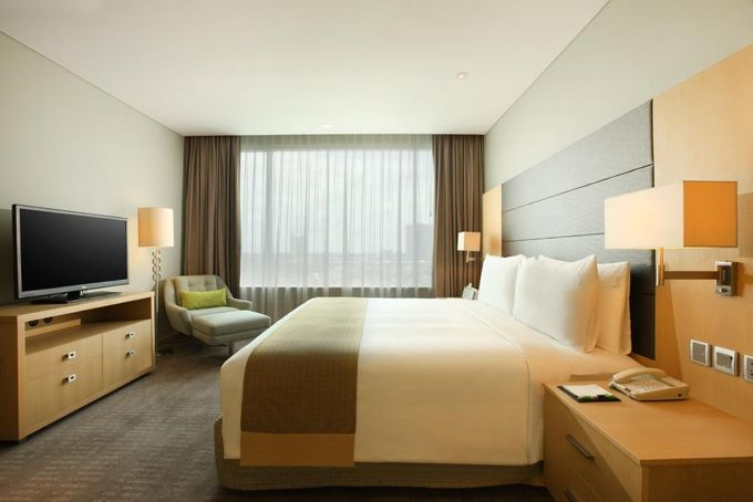 The Room by Holiday Inn Jakarta Kemayoran - 009