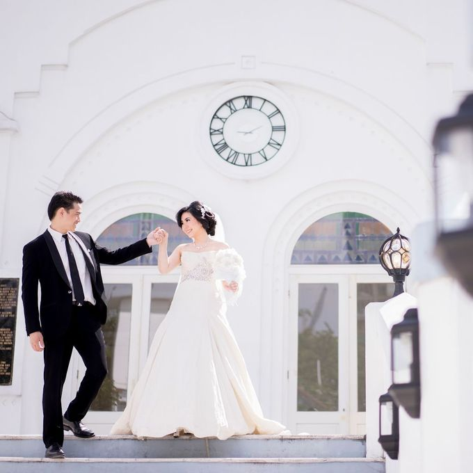 Prewed - Leo & Vanessa by Makeup by Ie - 005