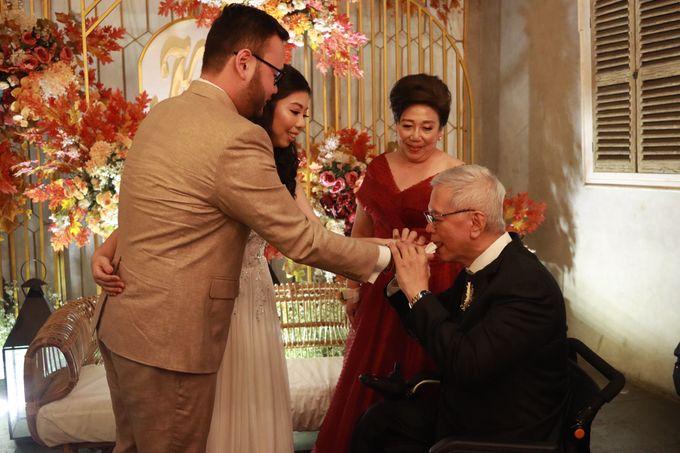 MC Wedding Intimate at Blue Jasmine Jakarta - Anthony Stevven by Anthony Stevven - 004