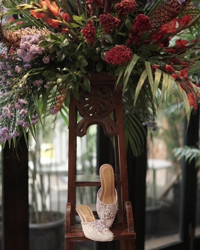 Traditional Wedding of Palembang by VAIA - 003
