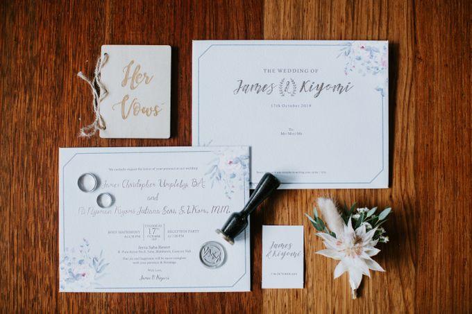 Kiyomi & James Wedding by Delapan Bali Event & Wedding - 039