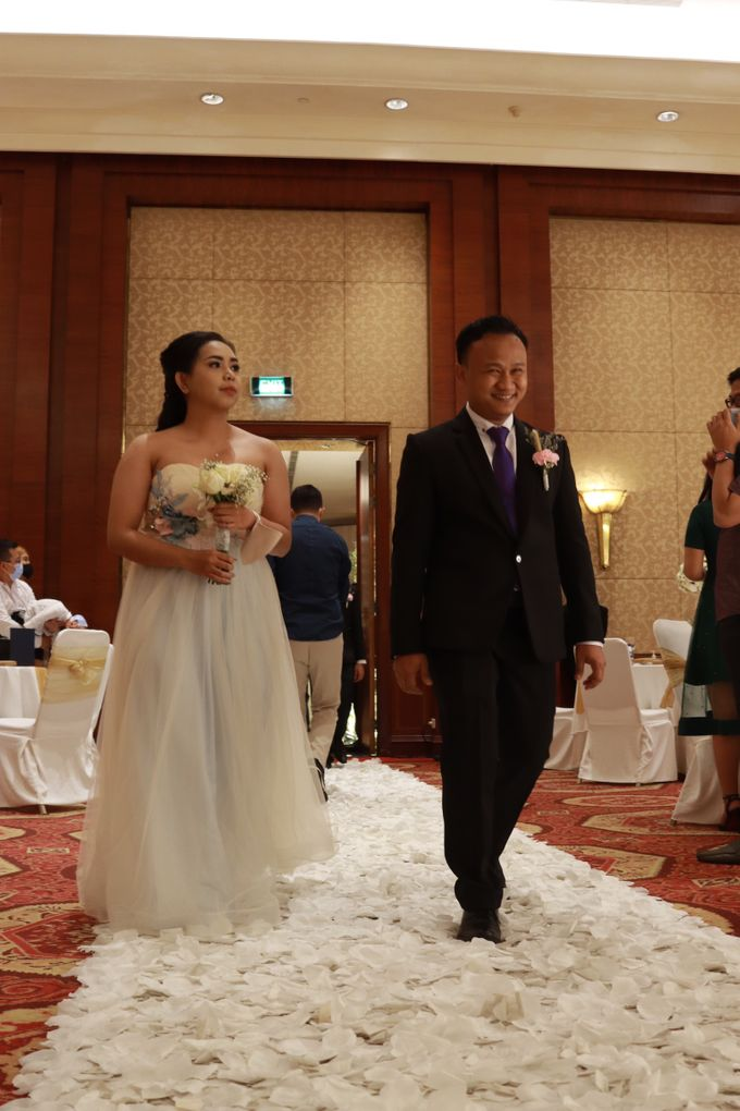 MC Wedding JW Marriot Jakarta - Anthony Stevven by JW Marriott Hotel Jakarta - 012